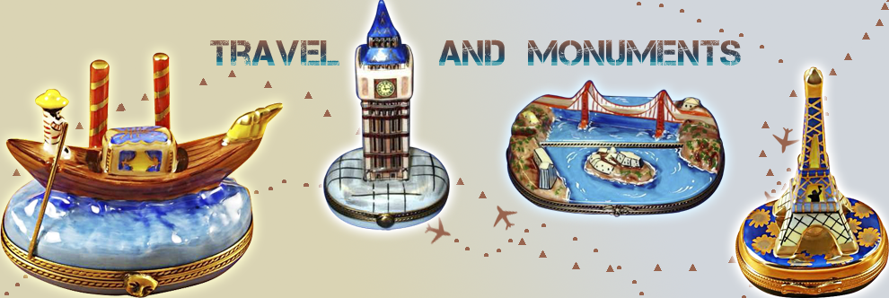 Travel and Monuments