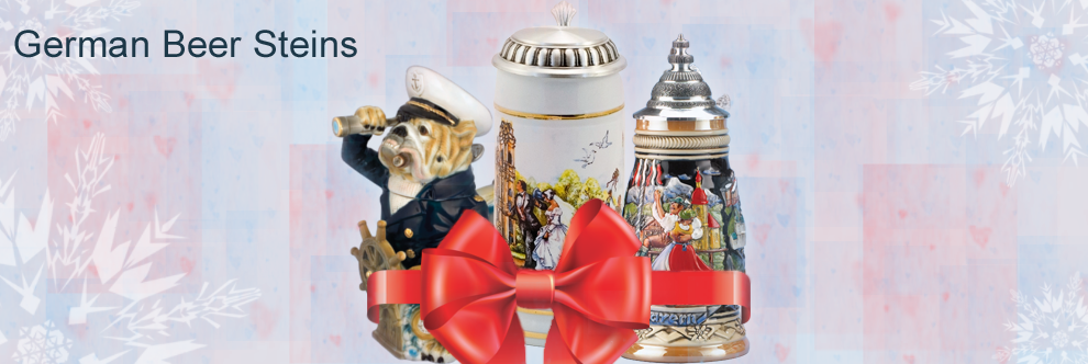Beer Steins - 1001 Gifts for your valentine