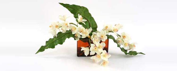 Artificial Waterlook Flowers