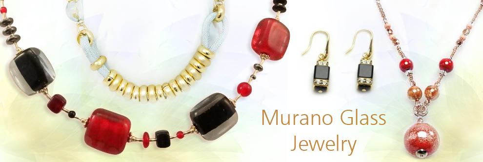Murano Glass Gifts - Jewelry