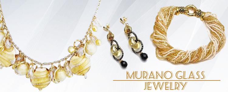 Murano Glass Jewelry