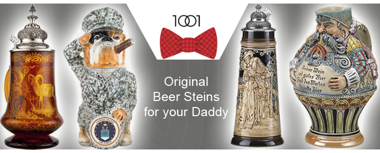 Beer Steins Father