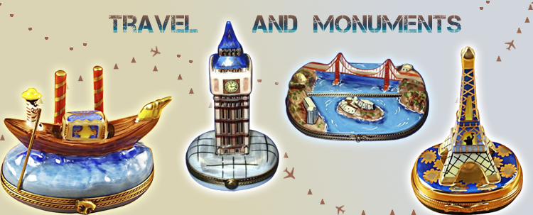 Travel and Monuments -Travel gifts