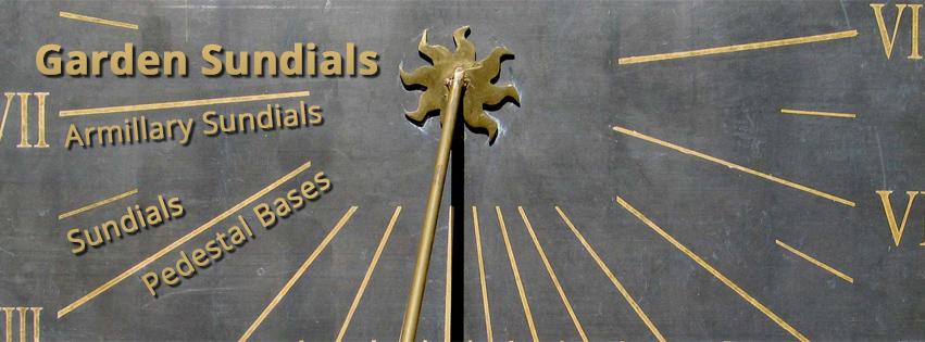 Garden Sundials 1001Shops